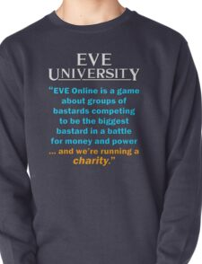 """""""... and we're running a charity"""" T-Shirt"""