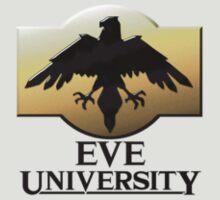 EVE University Small Logo - Light by EVEUniversity