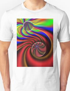 digital abstract composition T-Shirt