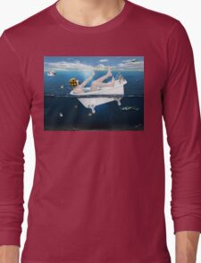 funny  2 Long Sleeve T-Shirt