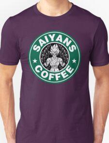 Saiyans coffee T-Shirt