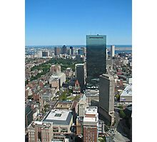 Beautiful Boston Photographic Print