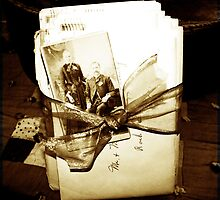 letters by Lynne Prestebak