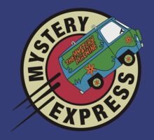 The Mystery Express by themadhorse