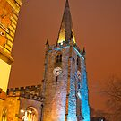 St Peters Church Nottingham UK by Elaine123