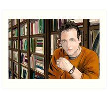 Rupert Giles Art Print