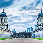 Greenwich Maritime Twins by BarenPoets