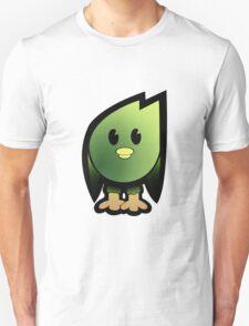 Cool Top Chop Bird Guy Unisex T-Shirt