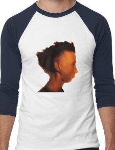 Gummmo Men's Baseball ¾ T-Shirt