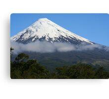 Osorno Volcano in Chile Canvas Print