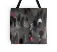 Broadway at night Tote Bag