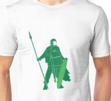Celtic Warrior (Green) Unisex T-Shirt