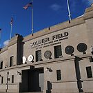 Soldier Field by phluffhed88