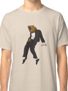 Michael Jackson Bear Classic T-Shirt