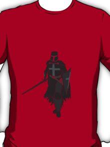 Knight Warrior (Black) T-Shirt