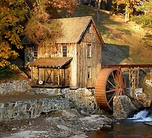 Sixes Road Grist Mill by briansbabe
