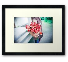 The Greatest Offering Framed Print