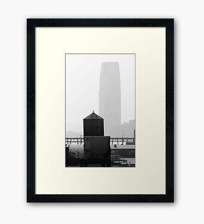 Untitled - WT 13 Framed Print