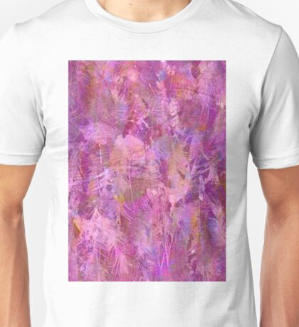 Bright as a feather Unisex T-Shirt