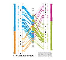 American Lines 02: Constructing Context Photographic Print
