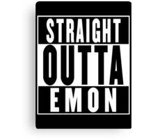 Critical Role - Straight Outta Emon Canvas Print