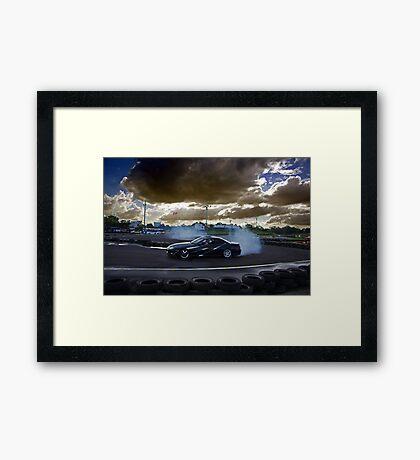 Archerfield Drift Framed Print