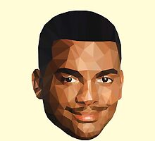 Low Poly Carlton - Phone Cases by thesupervoid