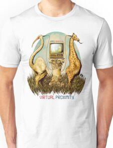 James Annesley - Virtual Proximity Unisex T-Shirt