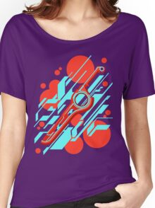 Monado Abstract Women's Relaxed Fit T-Shirt