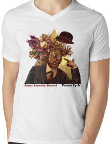 James Annesley - Vicious Cycle Mens V-Neck T-Shirt