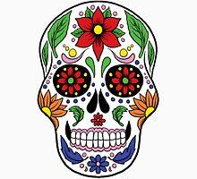 skull fleur 2 Unisex T-Shirt