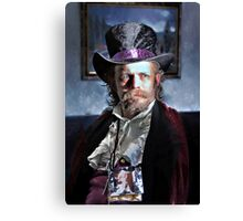 The Actor  Canvas Print