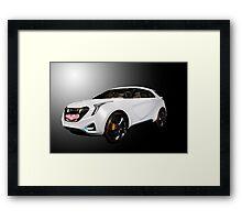 Fun Hyundai Framed Print