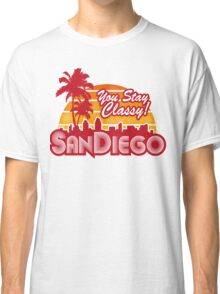 You Stay Classy! San Diego Classic T-Shirt