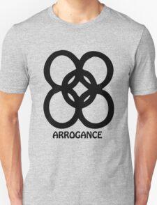 T-Shirt Adinkra Symbol: Arrogance T-Shirt