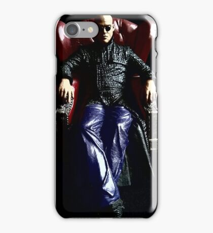Matrix - Morpheus iPhone Case/Skin