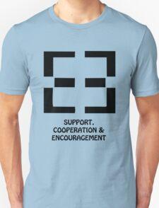 T-Shirt Adinkra Symbol: Encouragement T-Shirt