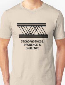 T-Shirt Adinkra Symbol: Diligence T-Shirt