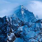 La Barre des Ecrins 4102 meter by Rémi Bridot