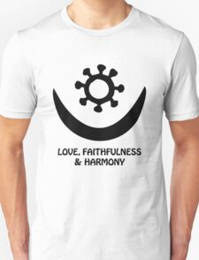 T-Shirt Adinkra Symbol: Harmony T-Shirt