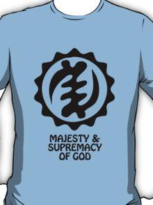 T-Shirt Adinkra Symbol: Supremacy of God T-Shirt