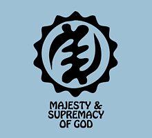 T-Shirt Adinkra Symbol: Supremacy of God Unisex T-Shirt