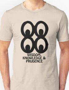 T-Shirt Adinkra Symbol: Wisdom & Knowledge T-Shirt