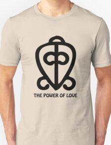 T-Shirt Adinkra Symbol: Power of Love T-Shirt