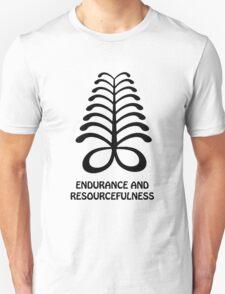 T-Shirt Adinkra Symbol: Endurance T-Shirt