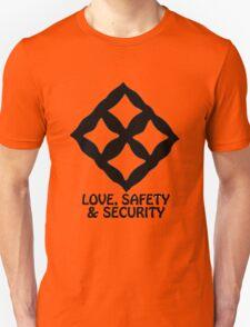 T-Shirt Adinkra Symbol: Security T-Shirt