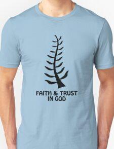 T-Shirt Adinkra Symbol: Trust in God T-Shirt