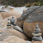 Pebbles and Boulders by paulinea