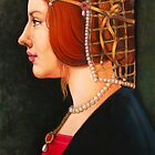Leonardo&#x27;s Beatrice by Tania  Donald