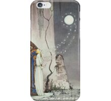 Out Flew the Moon iPhone Case/Skin